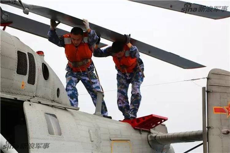 Can canh bao duong truc thang san ngam Ka-27 ma Viet Nam co