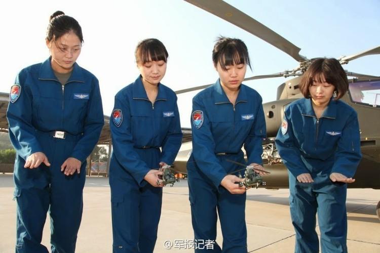 Ngo ngang nhan sac phi cong Khong quan Trung Quoc-Hinh-8
