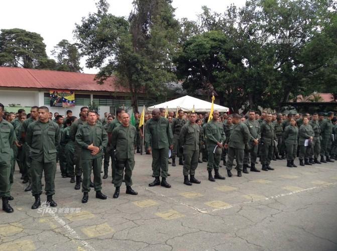Diem dac biet trong Lu doan 31 Quan doi Venezuela-Hinh-3