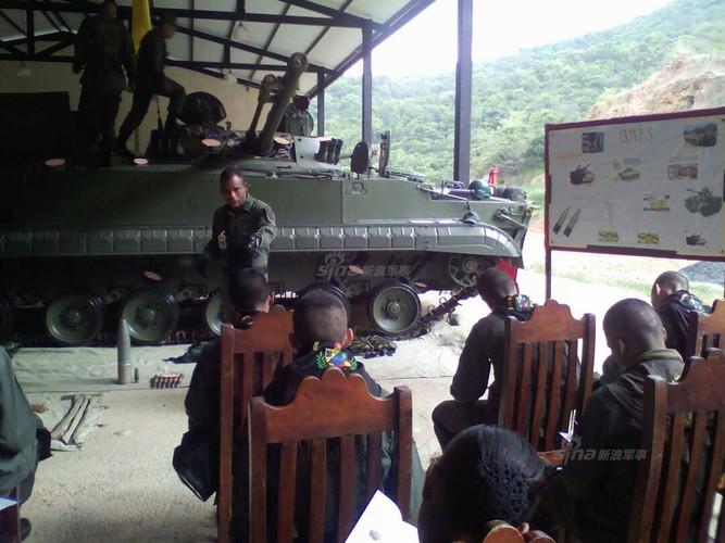 Diem dac biet trong Lu doan 31 Quan doi Venezuela-Hinh-8