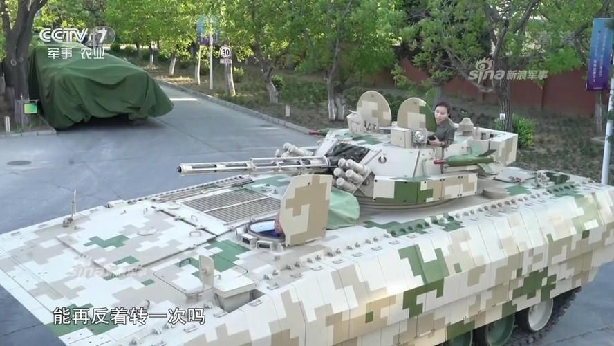 Tan mat vu khi xe chien dau bo binh TQ dang chao ban-Hinh-7