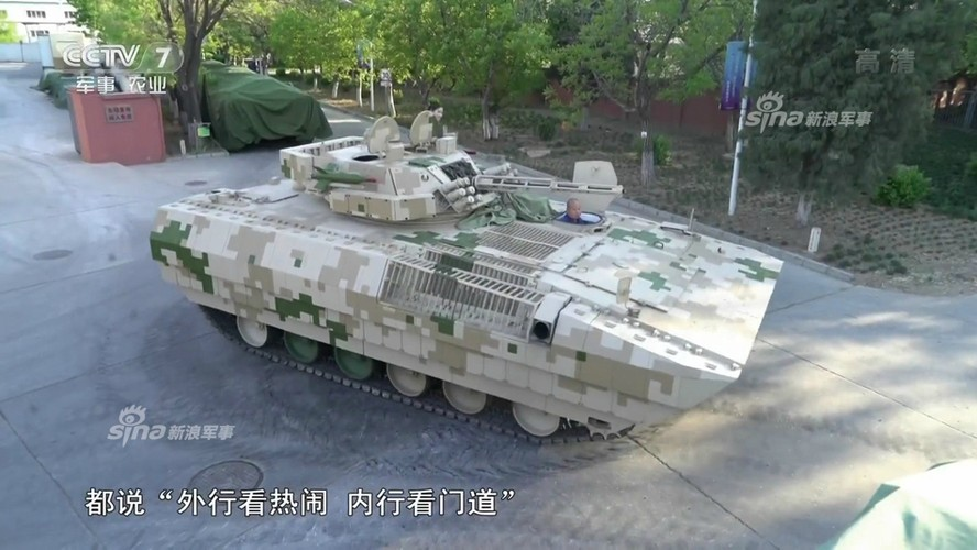Tan mat vu khi xe chien dau bo binh TQ dang chao ban-Hinh-8