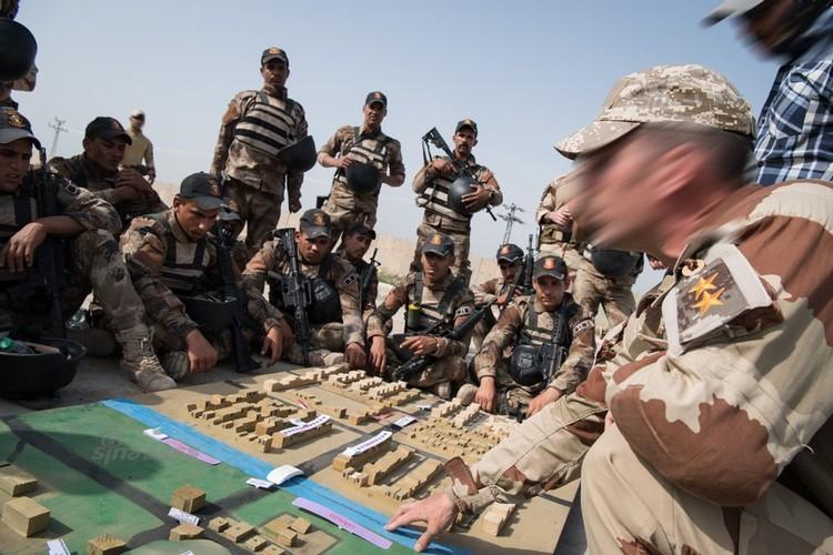 Chi con 10% dien tich Mosul, Quan doi Iraq chiem khong noi-Hinh-11
