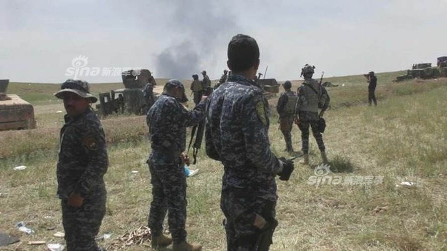Chi con 10% dien tich Mosul, Quan doi Iraq chiem khong noi-Hinh-3