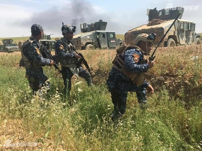 Chi con 10% dien tich Mosul, Quan doi Iraq chiem khong noi-Hinh-5