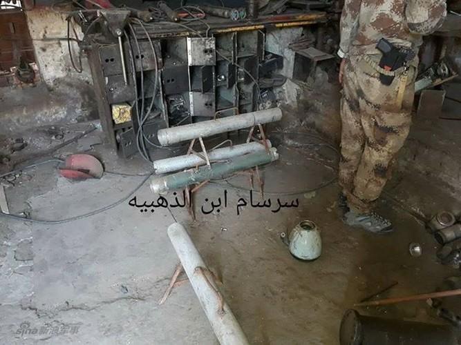 Chi con 10% dien tich Mosul, Quan doi Iraq chiem khong noi-Hinh-9