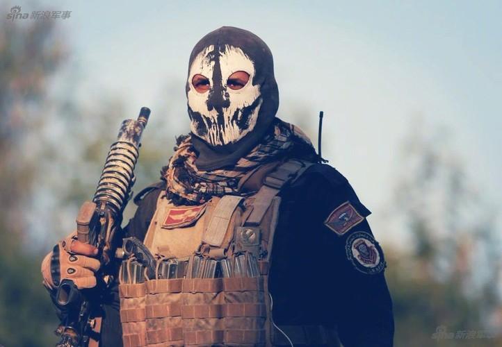 Trang bi khung, dac nhiem Iraq van vat va chong IS
