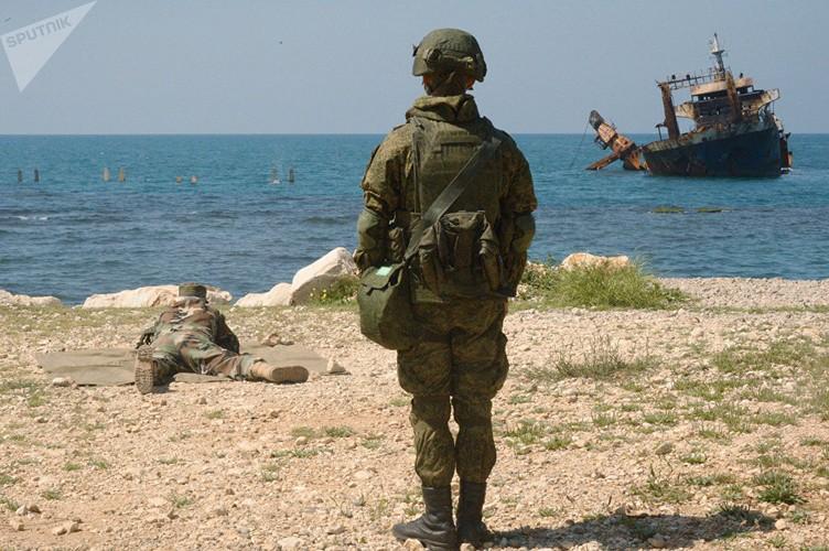Muc kich Hai quan danh bo Nga-Syria tap tran chung-Hinh-9
