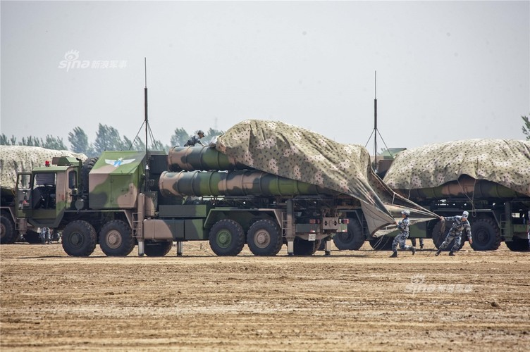 Ten lua HQ-9 Trung Quoc khong sao chep S-300 cua Nga?-Hinh-4