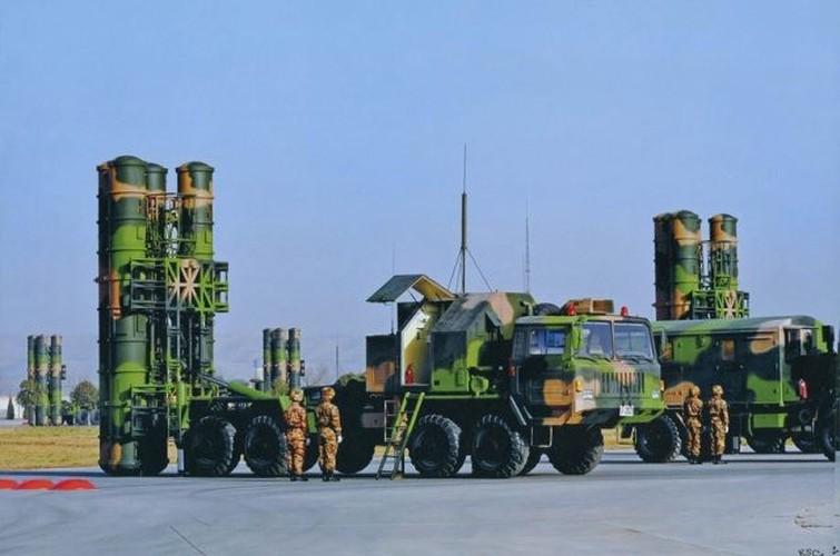 Ten lua HQ-9 Trung Quoc khong sao chep S-300 cua Nga?-Hinh-8