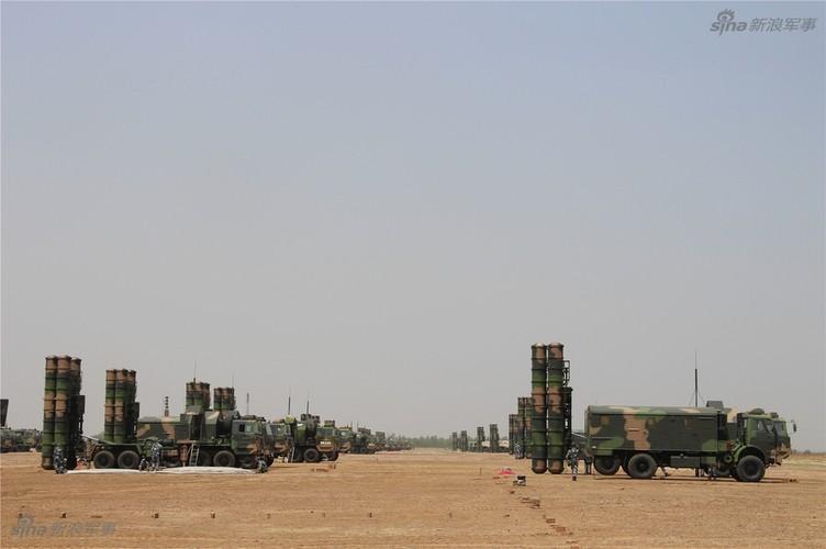 Ten lua HQ-9 Trung Quoc khong sao chep S-300 cua Nga?