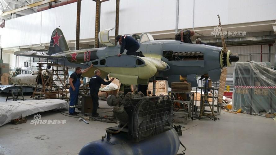"""Xem """"Thien than bau troi"""" Il-2 Lien Xo duoc phuc dung lai-Hinh-8"""