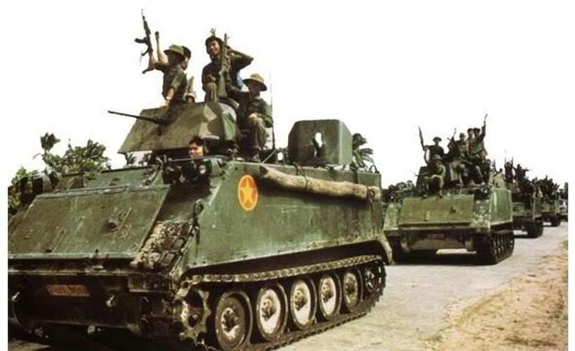 Nhuoc diem chet nguoi cua thiet giap M113 trong CT Viet Nam-Hinh-11