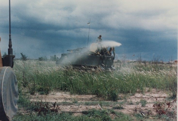 Nhuoc diem chet nguoi cua thiet giap M113 trong CT Viet Nam-Hinh-7