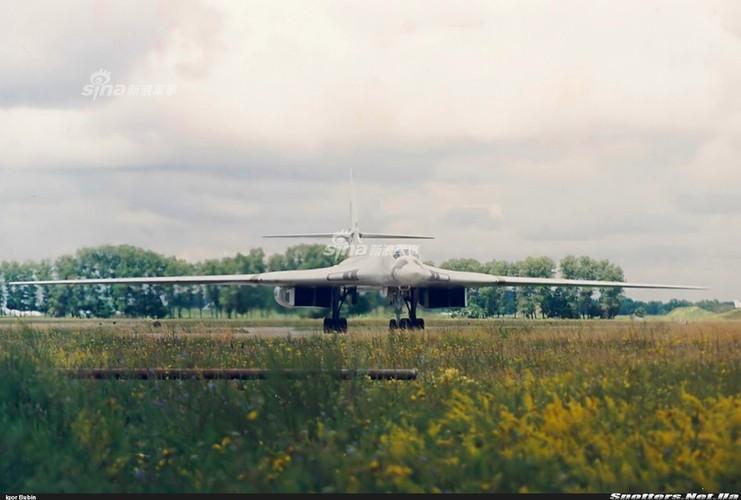 """Tai sao Nga ton tien che tao lai """"phao dai bay"""" Tu-160"""