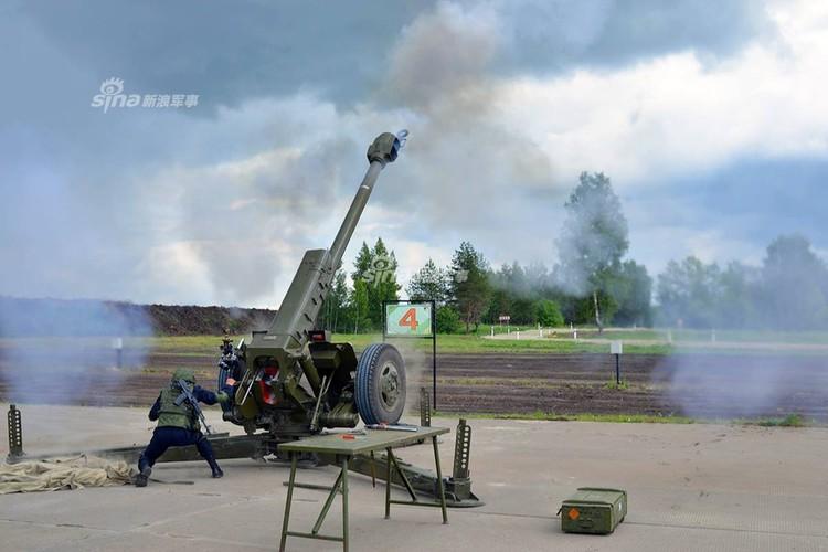 Anh: Phao binh Nga hoi thao, no sung dinh tai nhuc oc-Hinh-3