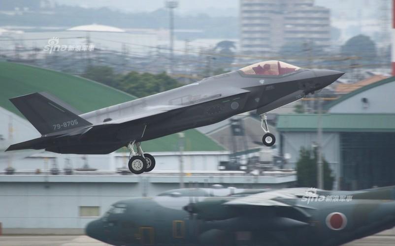 Tiem kich F-35A Nhat Ban tu che thu nghiem cuong do cao-Hinh-7