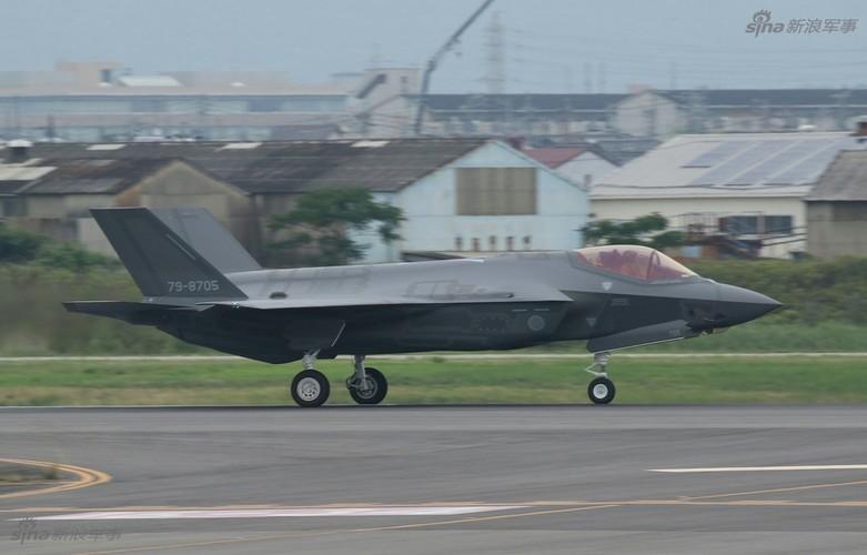Tiem kich F-35A Nhat Ban tu che thu nghiem cuong do cao