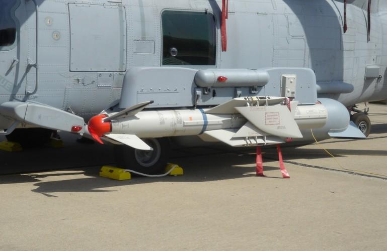 Ky la ten lua chong ham AGM-119 cua My-Nauy-Hinh-8