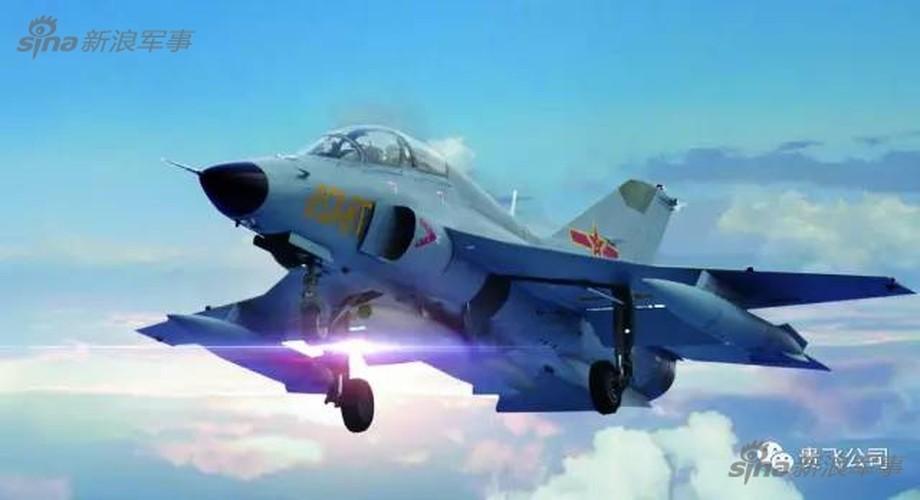 Kinh ngac nhiem vu cua may bay huan luyen JL-9 Trung Quoc-Hinh-3