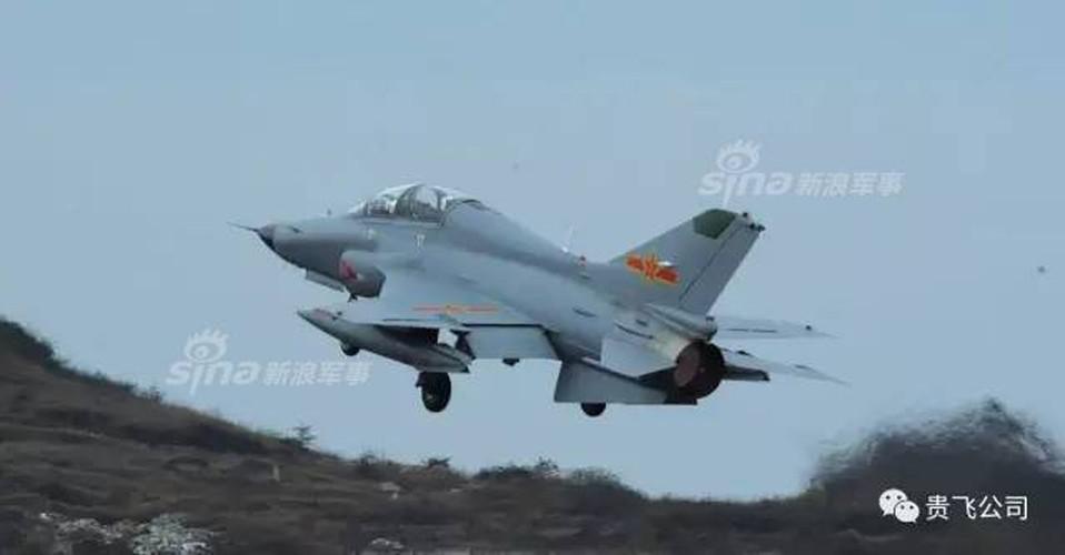 Kinh ngac nhiem vu cua may bay huan luyen JL-9 Trung Quoc-Hinh-5