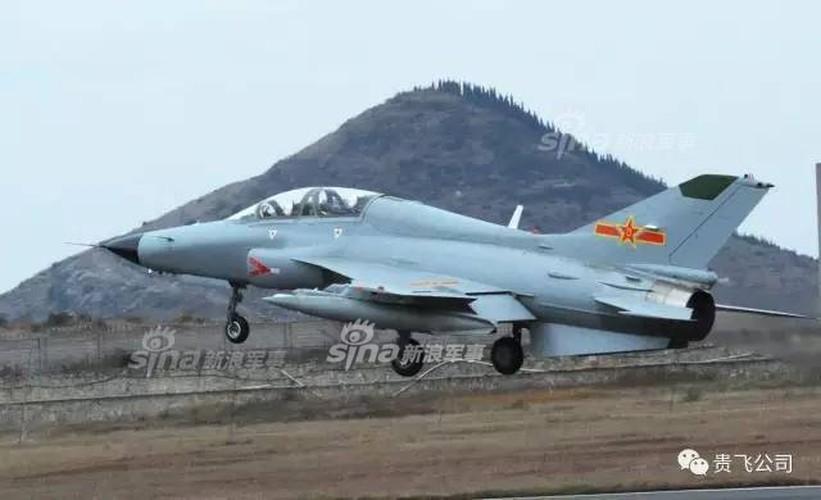 Kinh ngac nhiem vu cua may bay huan luyen JL-9 Trung Quoc-Hinh-6