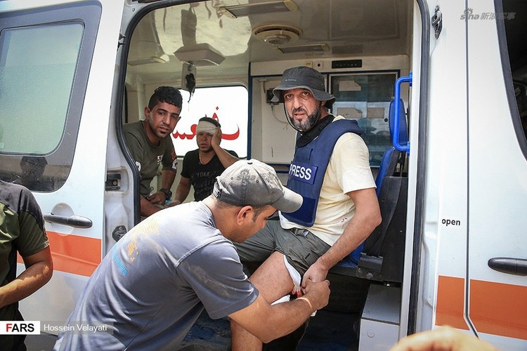 Luc luong canh sat Iraq o Mosul sau ngay giai phong-Hinh-11