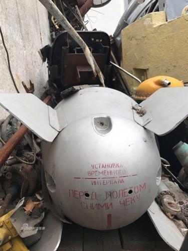 Cam canh nan buon lau phu tung may bay quan su Ukraine-Hinh-5