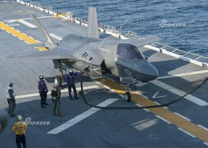 Tau do bo My mang F-35B huong ve ban dao Trieu Tien-Hinh-5