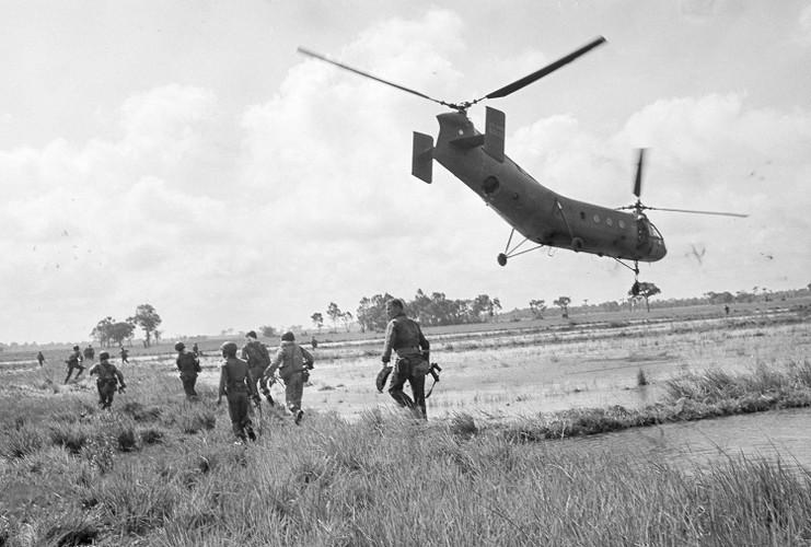 "Voi linh My: Chien tranh Viet Nam ""cang"" gap 6 lan CTTG 2-Hinh-12"