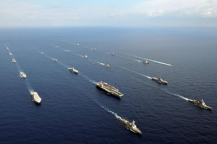 Hạm đội 7 còn lại gì sau khi mất hai tàu Arleigh Burke