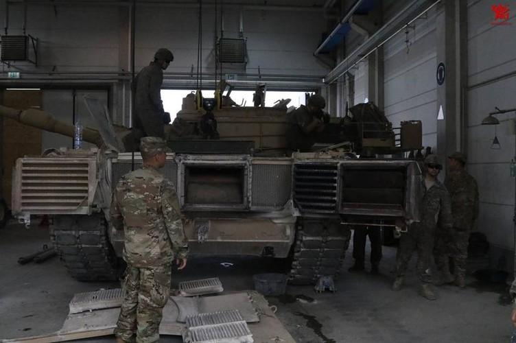 """Can canh  sieu tang M1A1 cua My """"thay long doi da""""-Hinh-4"""