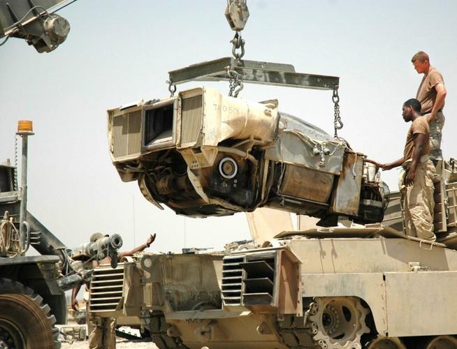 """Can canh  sieu tang M1A1 cua My """"thay long doi da""""-Hinh-8"""