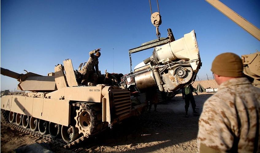"""Can canh  sieu tang M1A1 cua My """"thay long doi da""""-Hinh-9"""