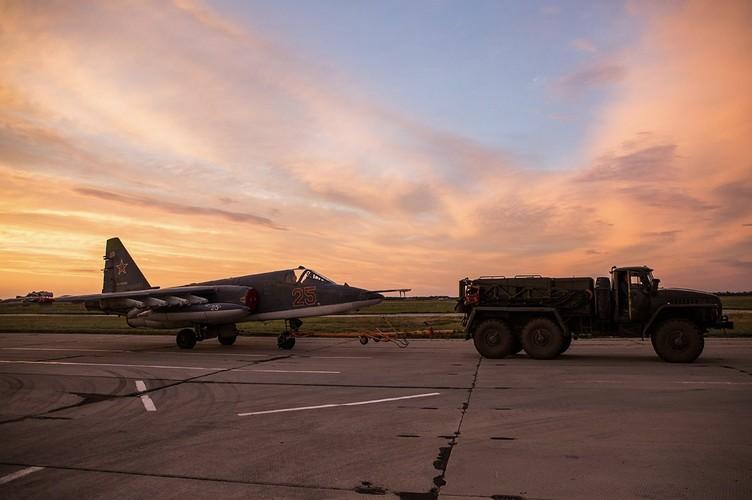 Chien truong Syria: Noi cuong kich Nga-My lo ro ban linh