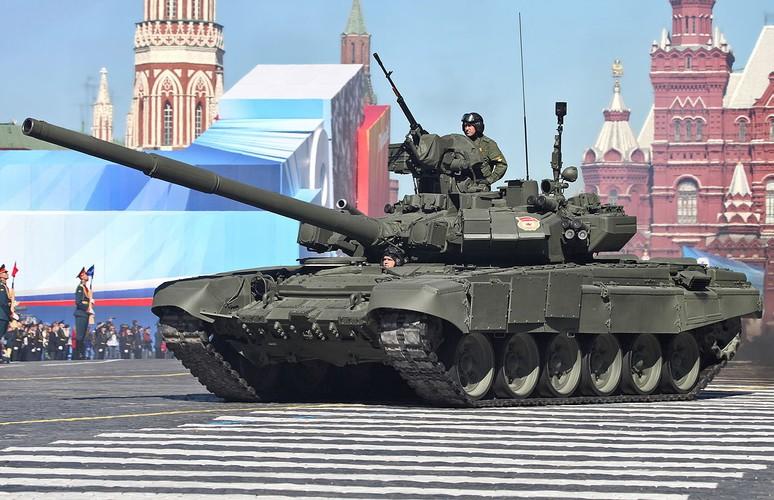 T-90 Viet Nam nam top 7 xe tang hien dai nhat the gioi