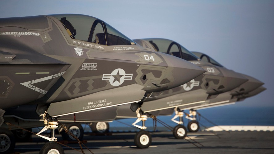 Be boi F-35: Cai ghe lam 22 phi cong My thuong vong-Hinh-7