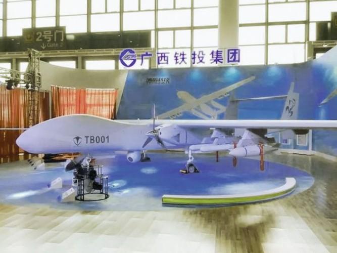 Nguy hiem UAV chong tang moi cua Trung Quoc