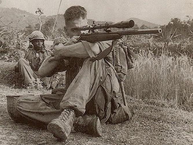 Nhiem vu thuc su cua linh ban tia My o Viet Nam