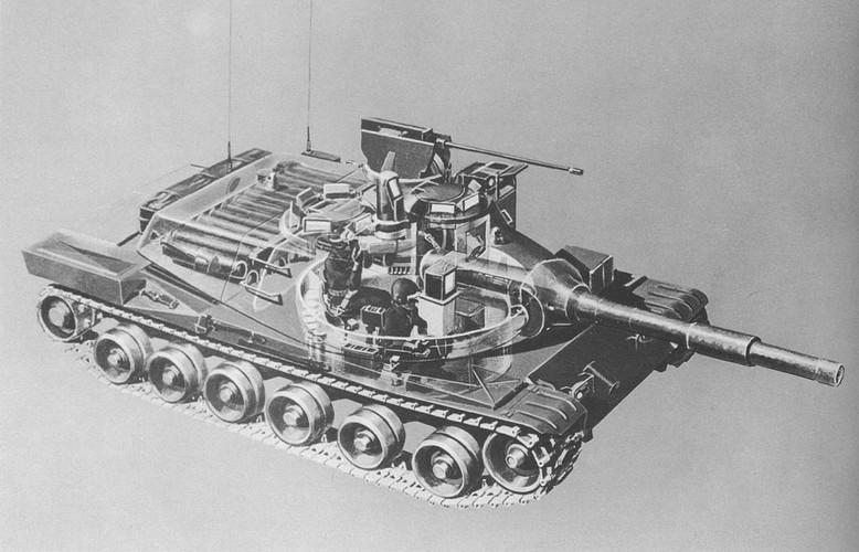 "Sieu tang MBT-70: Khong ho danh ""Co xe tang"" Duc-Hinh-5"