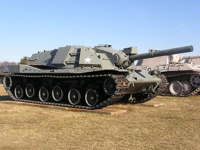 "Sieu tang MBT-70: Khong ho danh ""Co xe tang"" Duc-Hinh-9"
