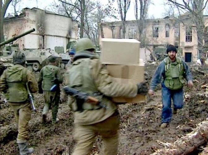 Hoi chung Chechnya: Vung dat am anh moi linh Nga-Hinh-2