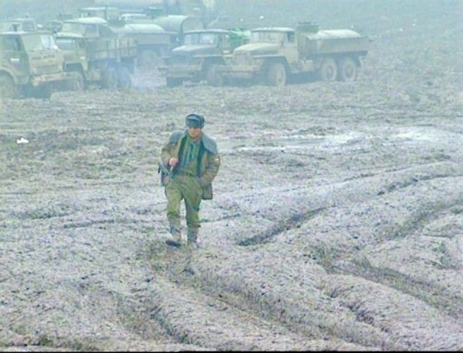 Hoi chung Chechnya: Vung dat am anh moi linh Nga-Hinh-7