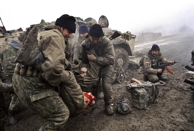 Cuoc chien Chechnya lan hai: Vap nga o dau, dung len o do