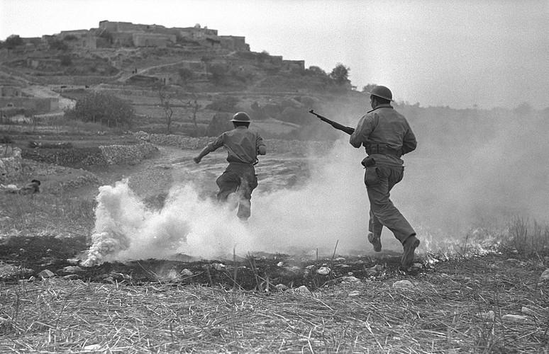 "Nam 1948: Lan dau tien Israel ""so gang"" voi lien minh A Rap-Hinh-11"