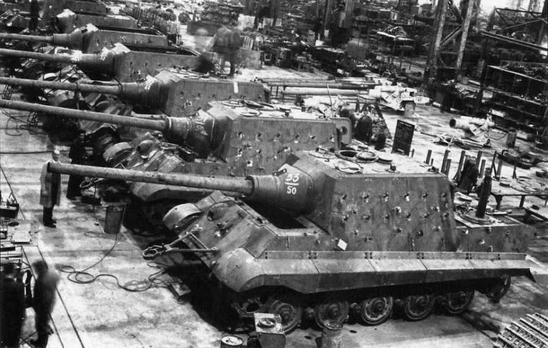 Vi sao sieu phao diet tang Jagdtiger cua Duc tham bai trong CTTG 2?-Hinh-3