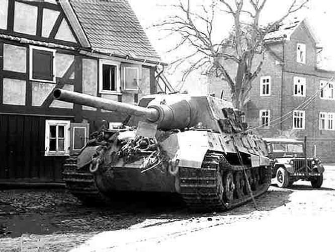 Vi sao sieu phao diet tang Jagdtiger cua Duc tham bai trong CTTG 2?-Hinh-6