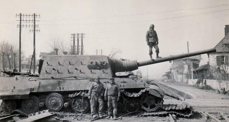 Vi sao sieu phao diet tang Jagdtiger cua Duc tham bai trong CTTG 2?-Hinh-9