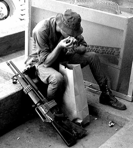 "Dang so cach linh My ""quen di"" Chien tranh Viet Nam"