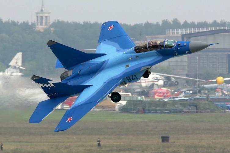 "Can canh ""trai tim"" cua chien dau co huyen thoai MiG-29"